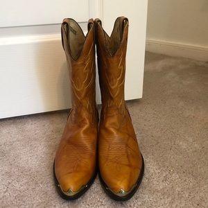 🎉 Men's Gold-Tip Durango Boots